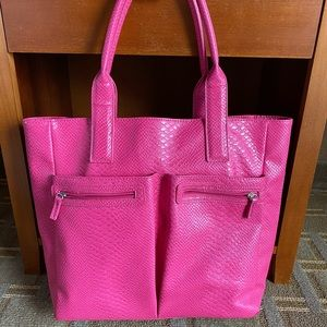 Pretty In Pink NEIMAN MARCUS tote💕NWOT